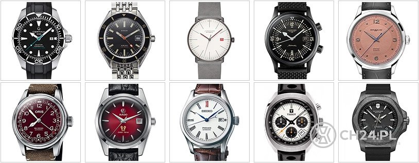 Zegarek do 10 000 PLN