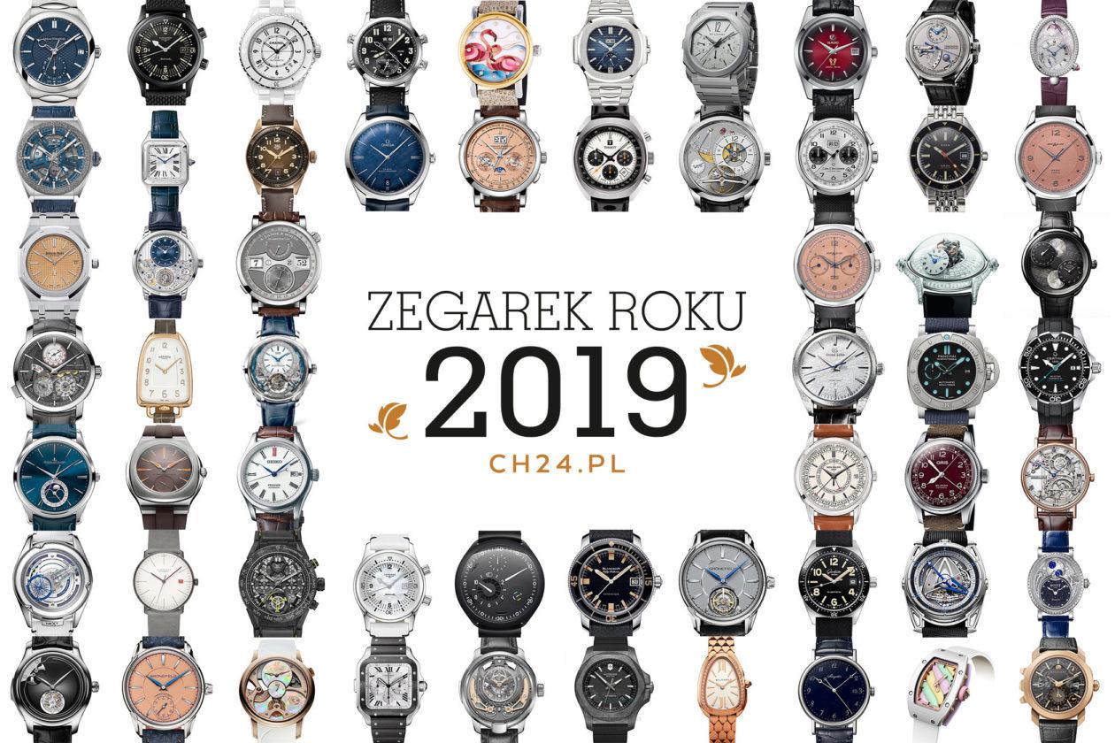 Zegarek Roku 2019