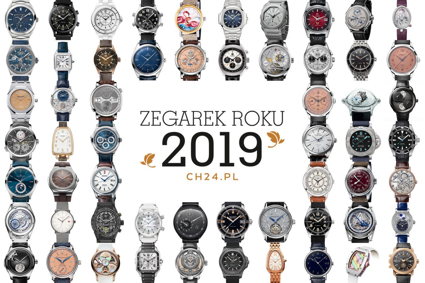 Zegarek Roku 2019 – 10. edycja(!)