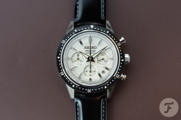 Seiko Automatic Chronograph Presage SRQ031 / foto: Fratellowatches.com