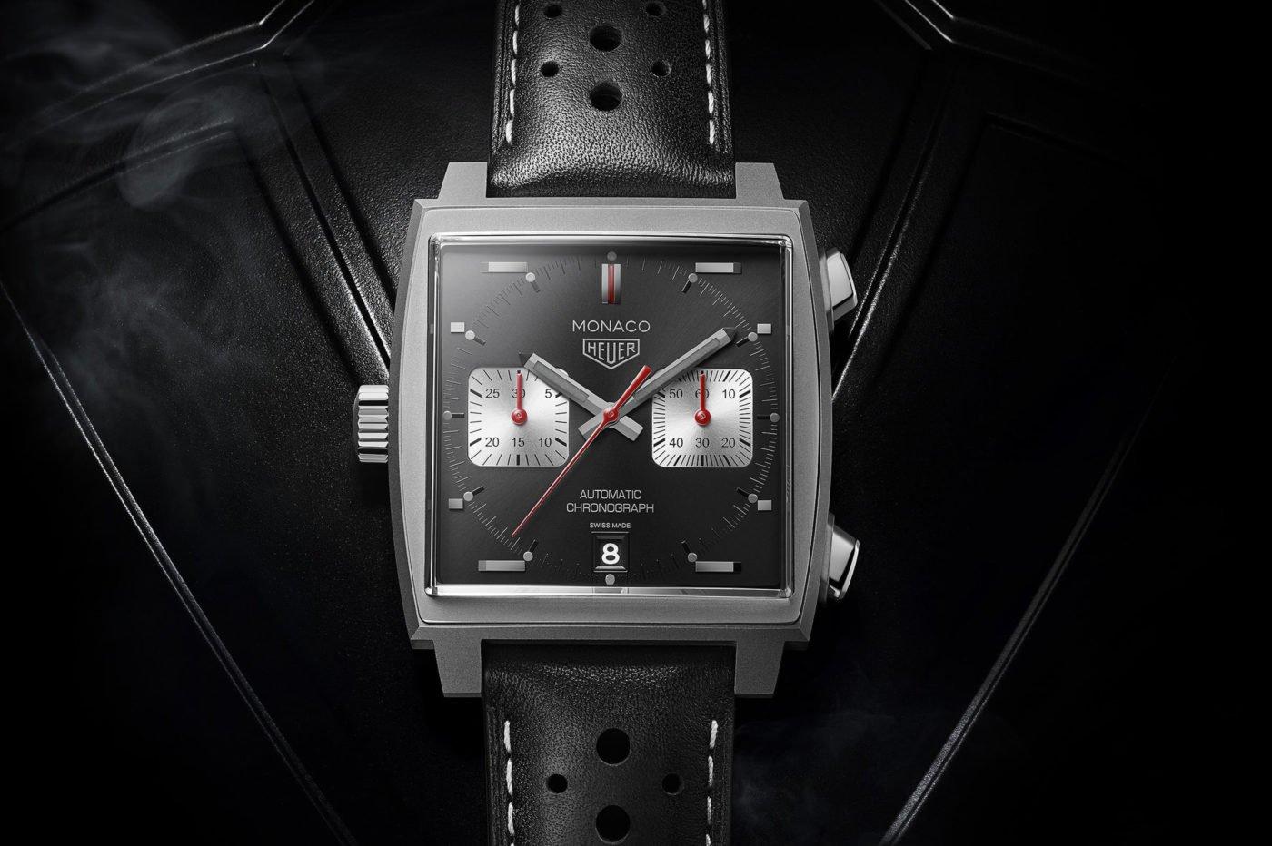 TAG Heuer Monaco 2009 – 2019 Limited Edition – na 50. urodziny kultowego chronografu [cena]