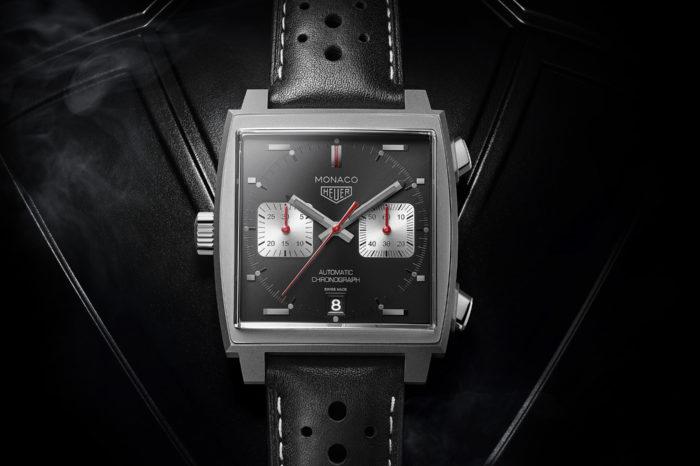 TAG Heuer Monaco 2009 - 2019 Limited Edition
