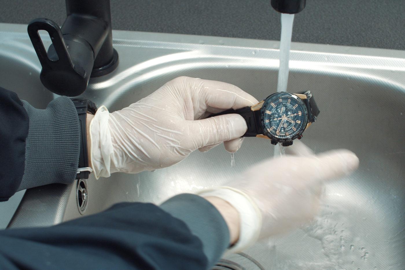 Czyszczenie zegarka w warunkach domowych