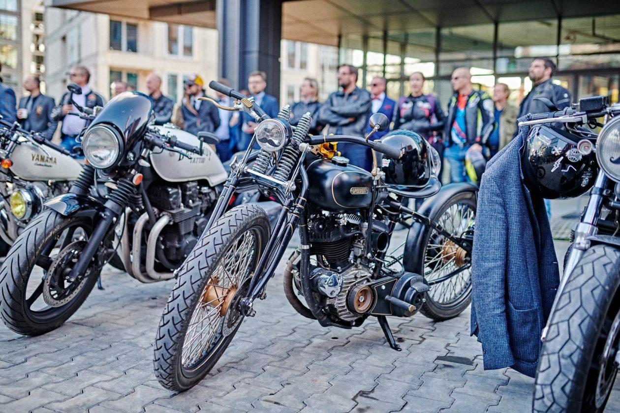 Distinguished Gentleman's Ride 2019 – Warszawa
