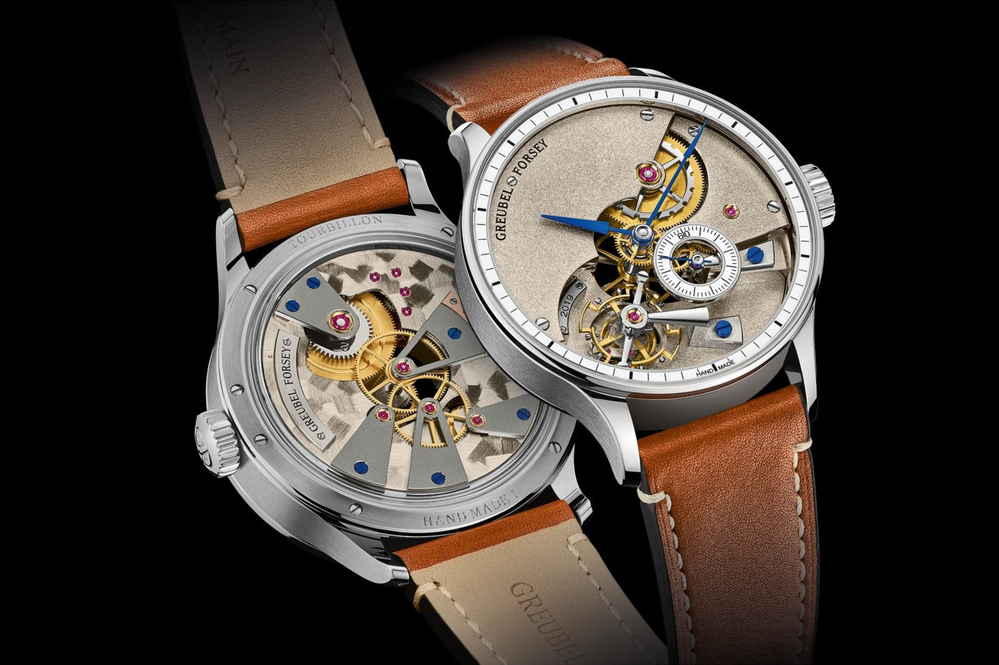 Greubel Forsey Hand Made 1 – zegarmistrzostwo w wydaniu tradycyjnym