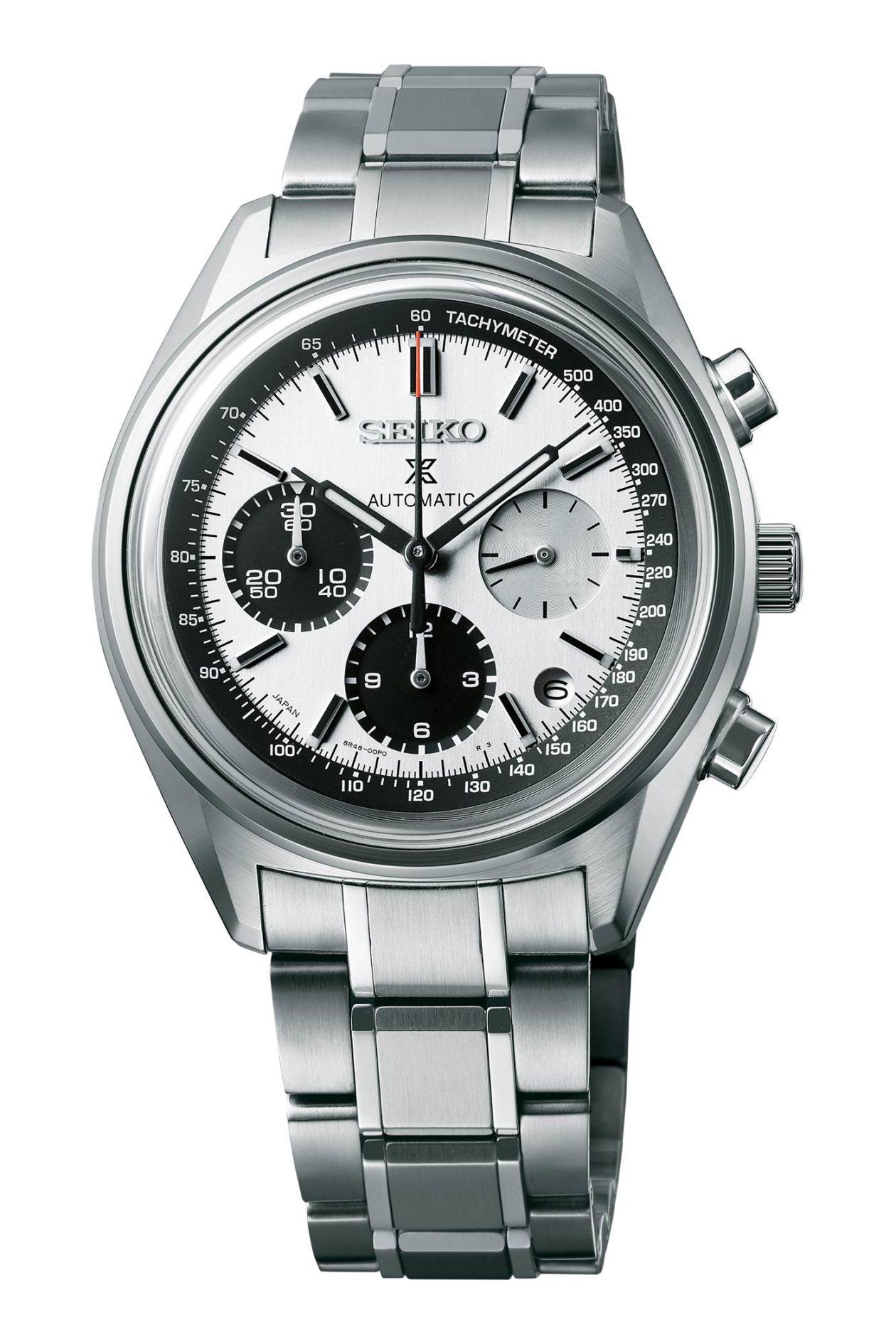 Seiko Automatic Chronograph Prospex SRQ029