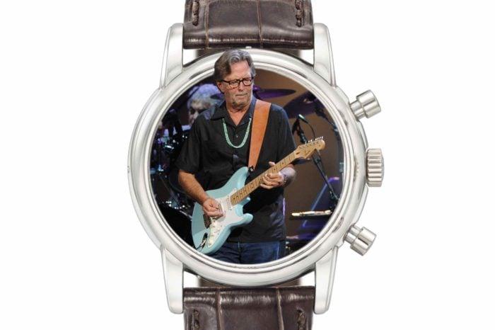 Zegarki w showbiznesie: Eric Clapton