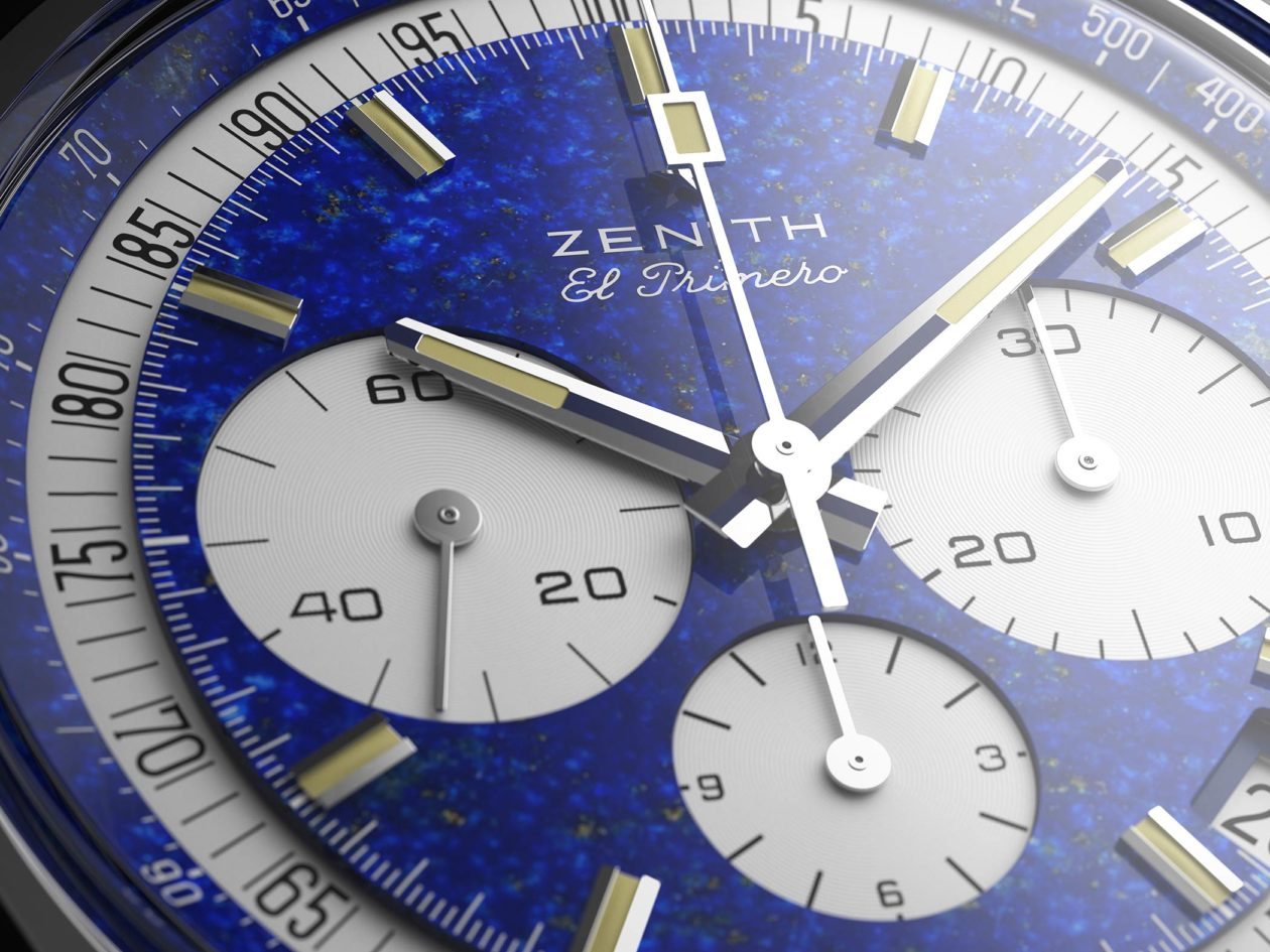 """Zenith El Primero A386 """"One-Off"""""""