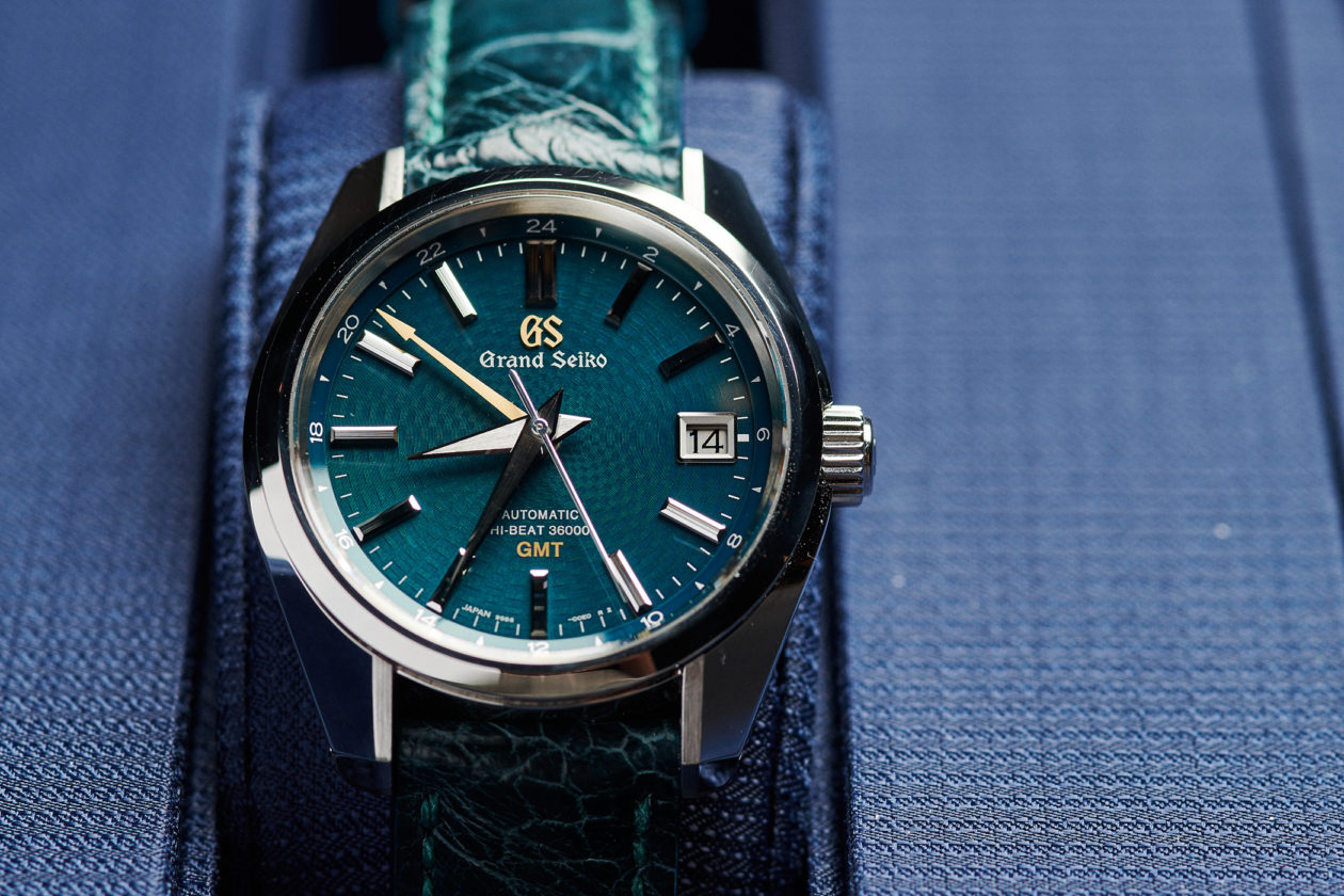 Time to Meet Grand Seiko