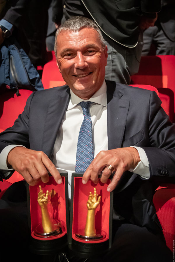 GPHG 2019 - Jean-Christophe Babin (Bvlgari)