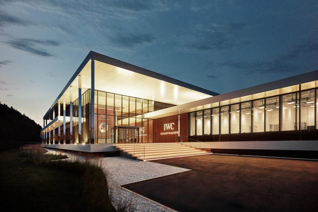 Z wizytą w IWC Schaffhausen