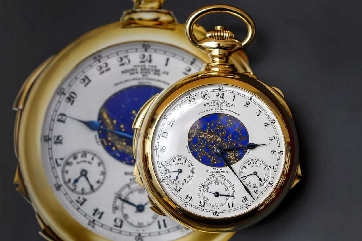Patek Philippe Supercomplication / photo: time.com