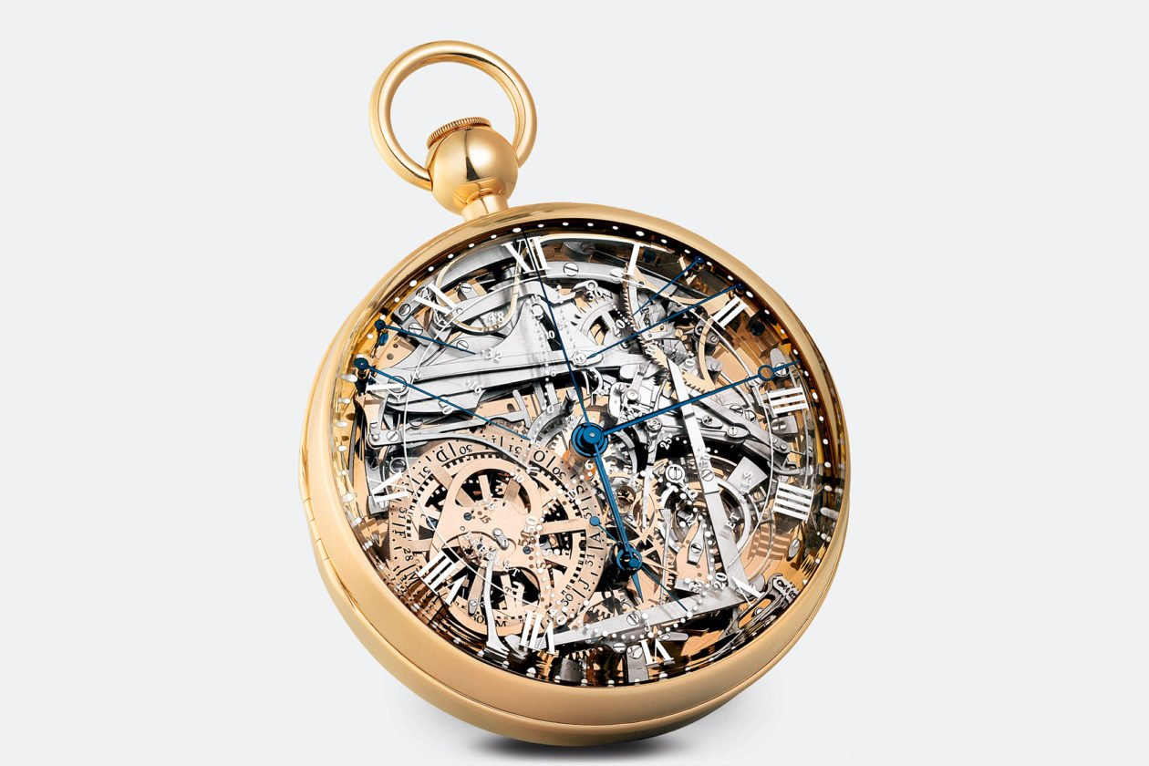 Breguet No. 160 Grande Complication