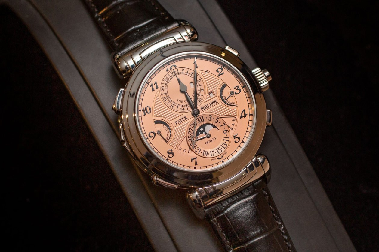 Patek Philippe Grandmaster Chime Only Watch 2019 / foto: Hodinkee.com