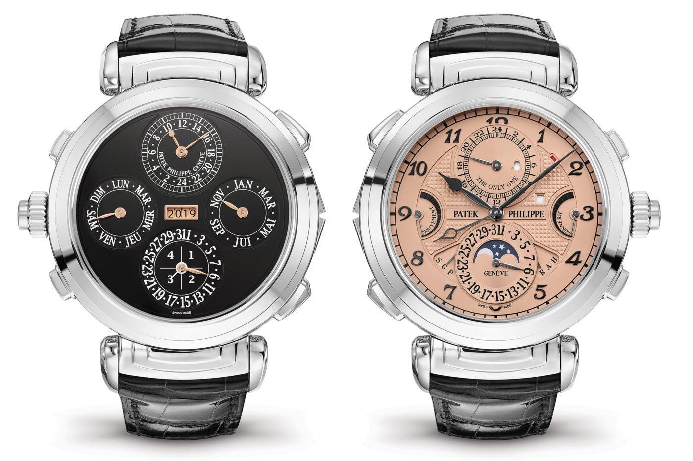 Patek Philippe Grandmaster Chime Only Watch 2019 najdroższym zegarkiem świata(!) [plus wyniki aukcji]