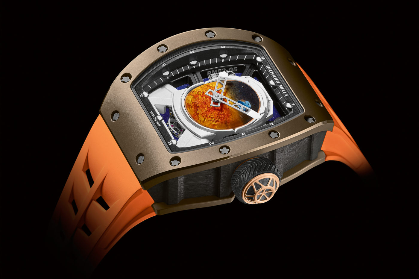 Richard Mille RM 52-05 Tourbillon Pharrell Williams