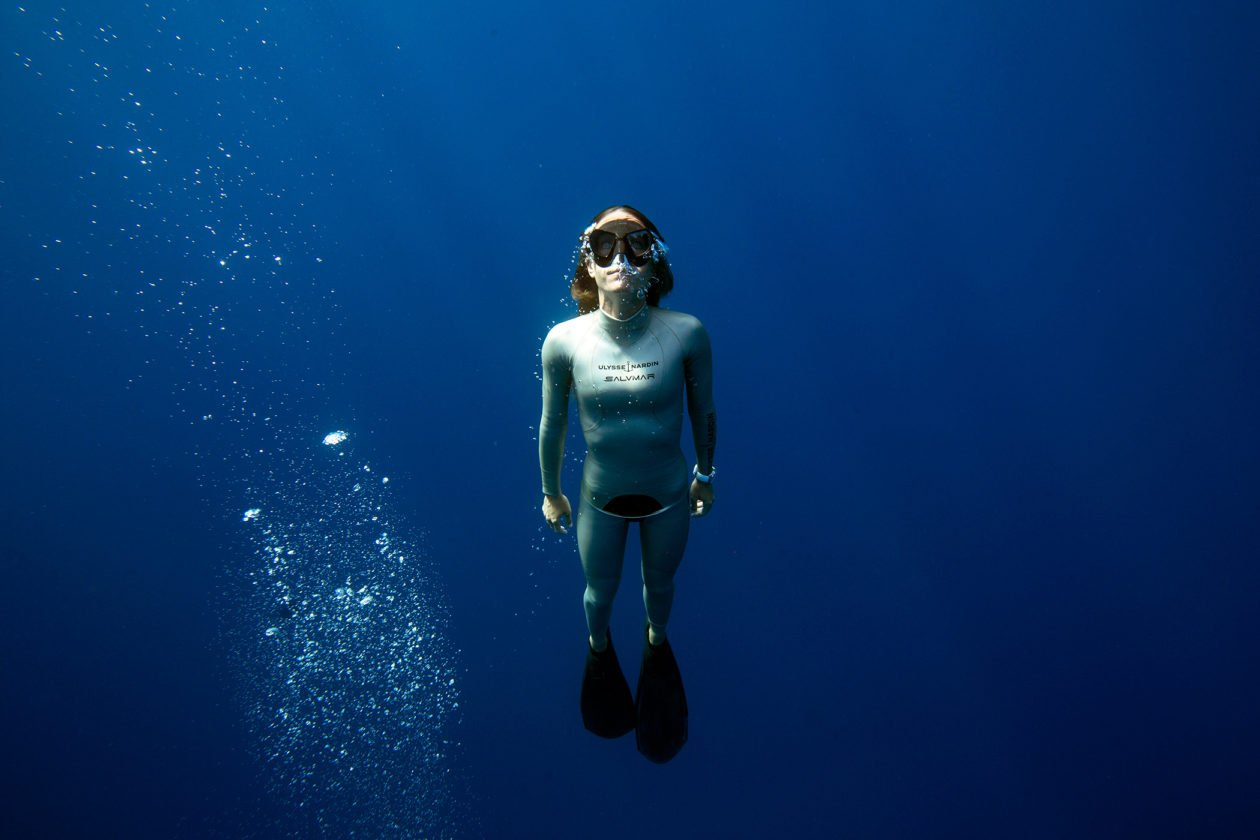 Ulysse Nardin Lady Diver Great White