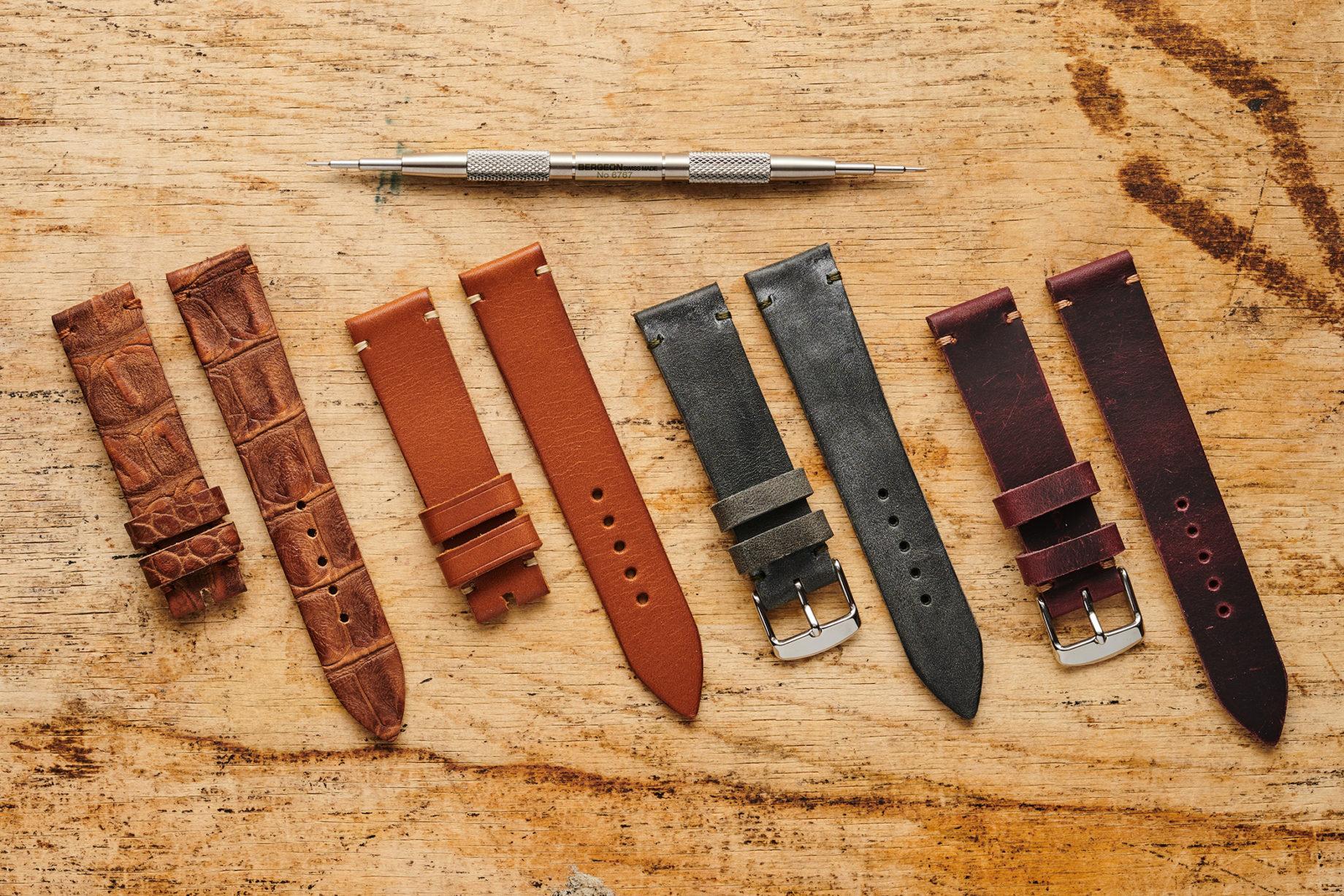 Sklep CH24 - ręcznie szyte paski do zegarków