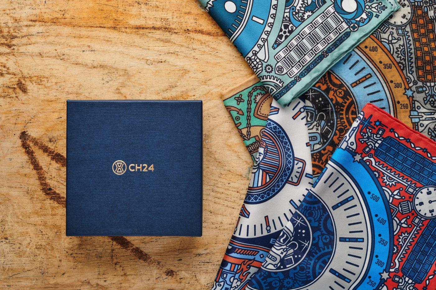 SHOP.CH24.PL – otwieramy e-sklep z akcesoriami dla miłośników zegarków