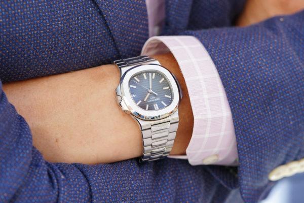 "Dubai Watch Week 2019 - ""Wrist spotting"""
