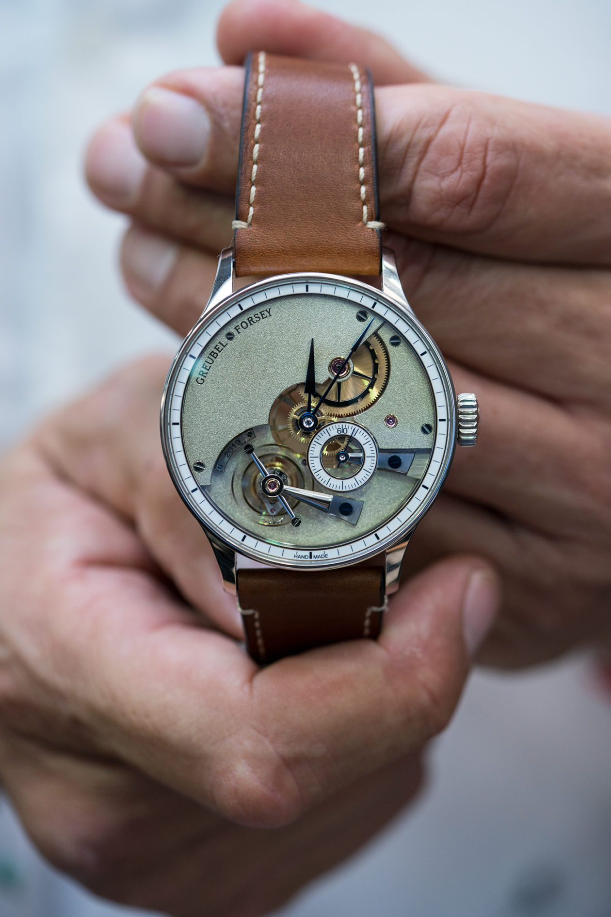 Greubel Forsey Hand Made 1