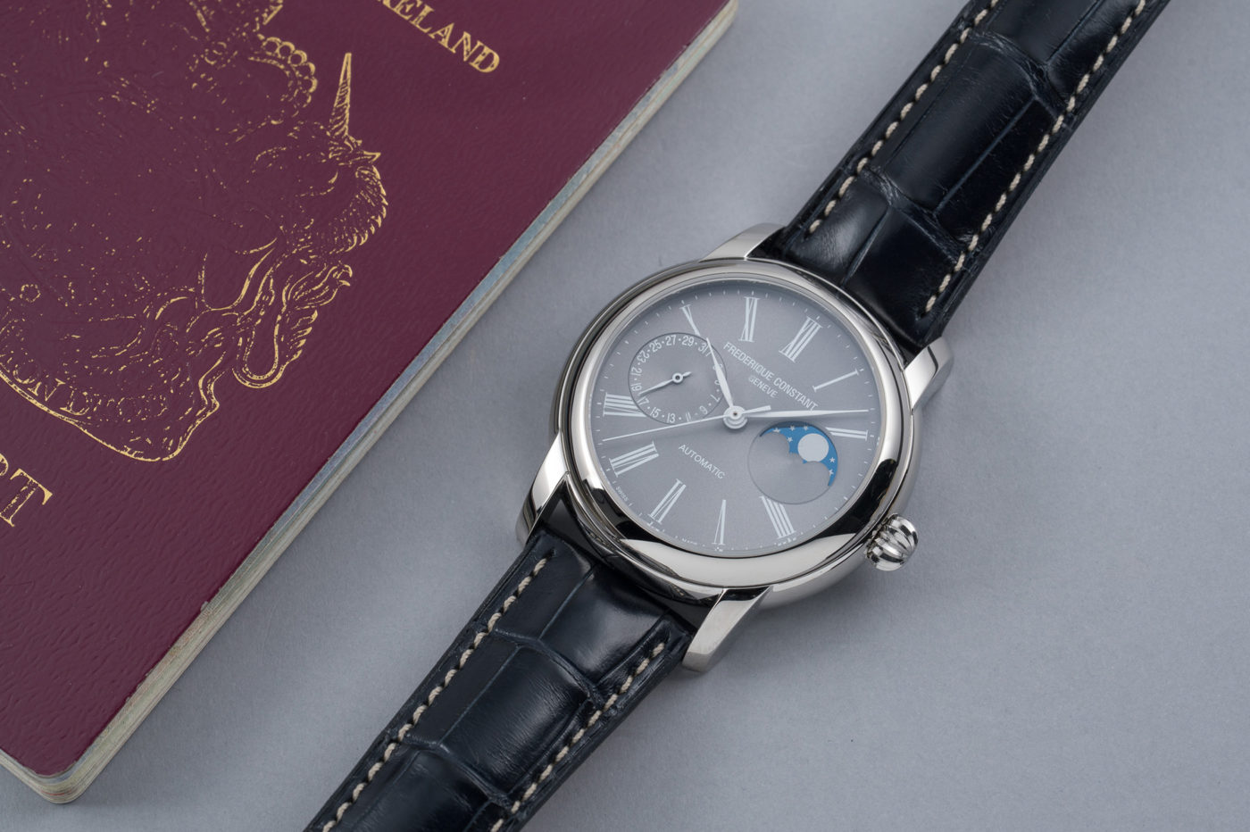 Frederique Constant Classic Moonphase Manufacture Fratello Exclusive [dostępność, cena]
