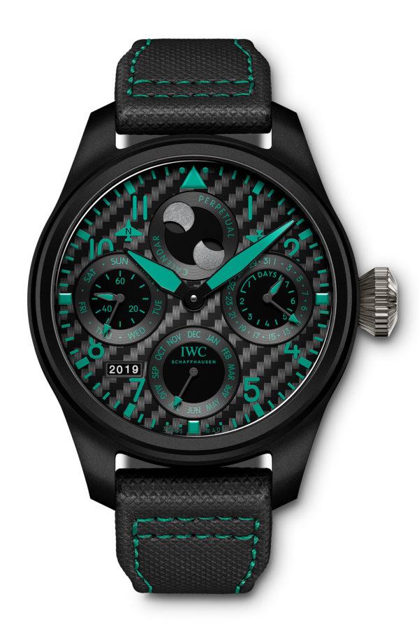 "IWC Big Pilot's Perpetual Calendar Edition ""Mercedes-AMG Petronas Motorsport"""
