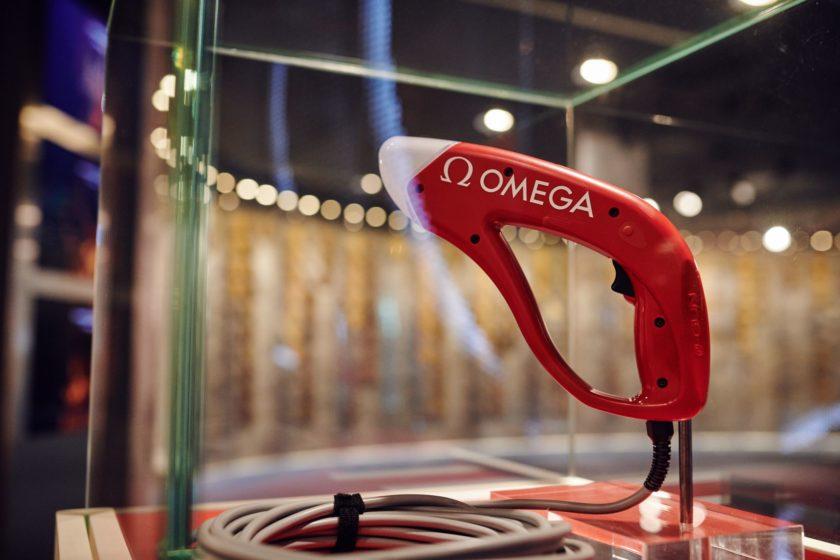 Pistolet startowy Omega