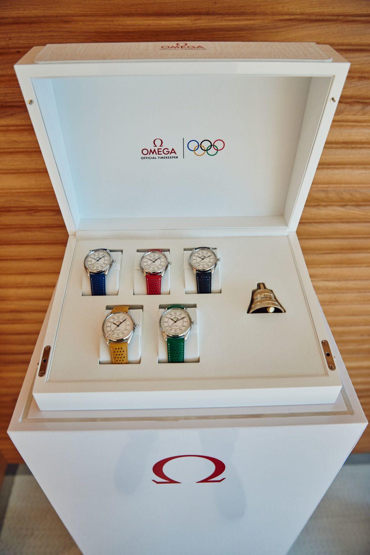 Zestaw Seamaster Olympic Games