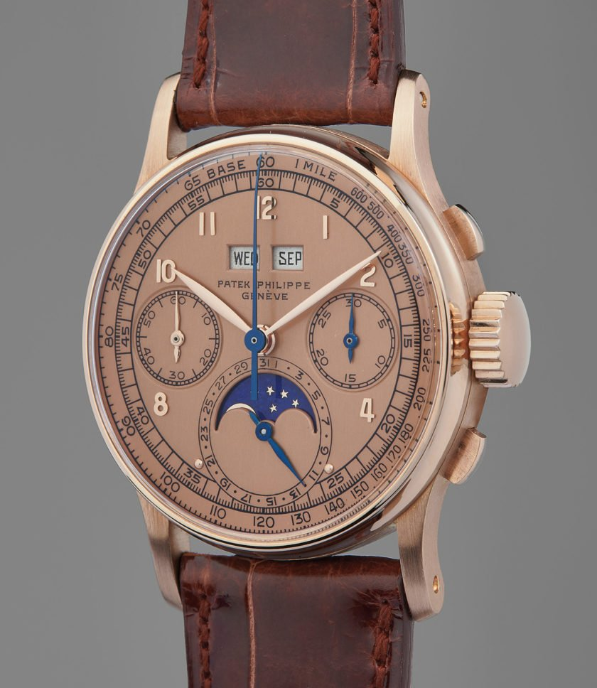 Patek Phillipe Ref.1518