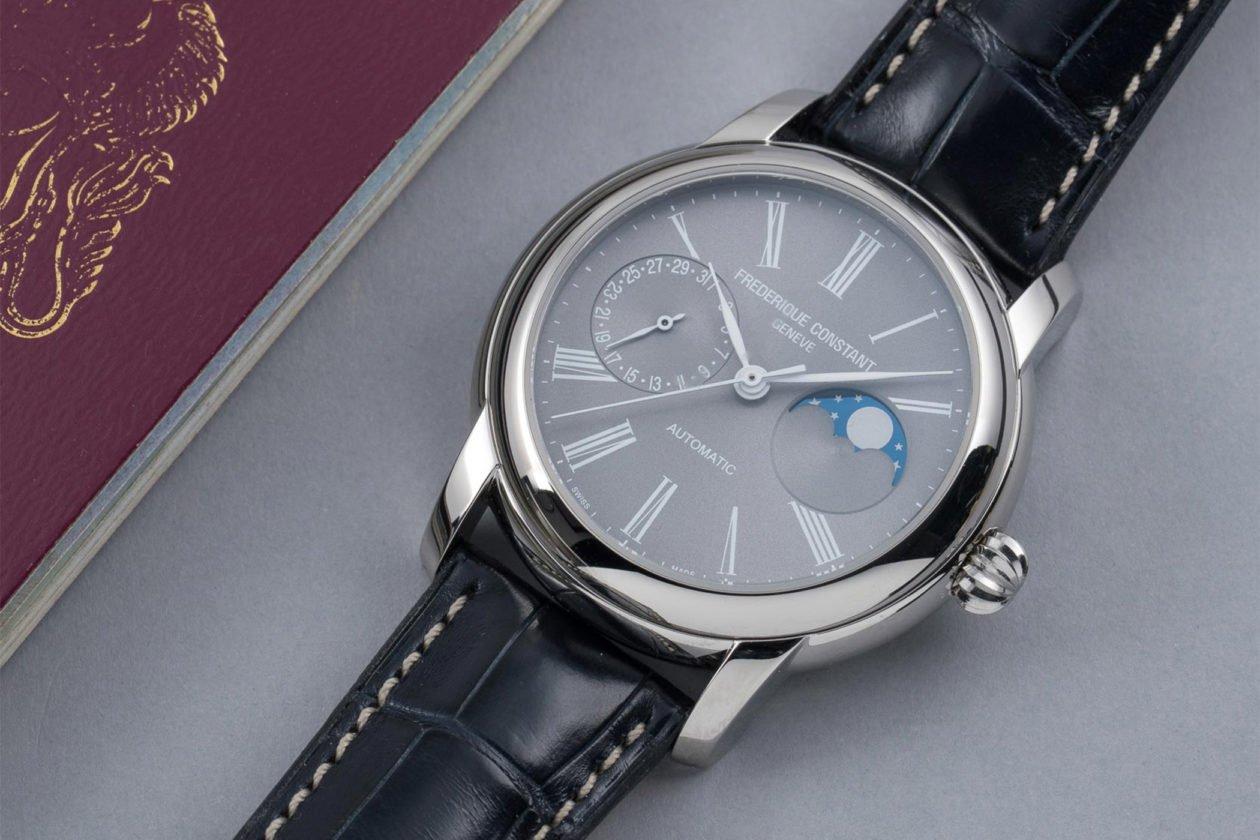 Limitowany zegarek FC