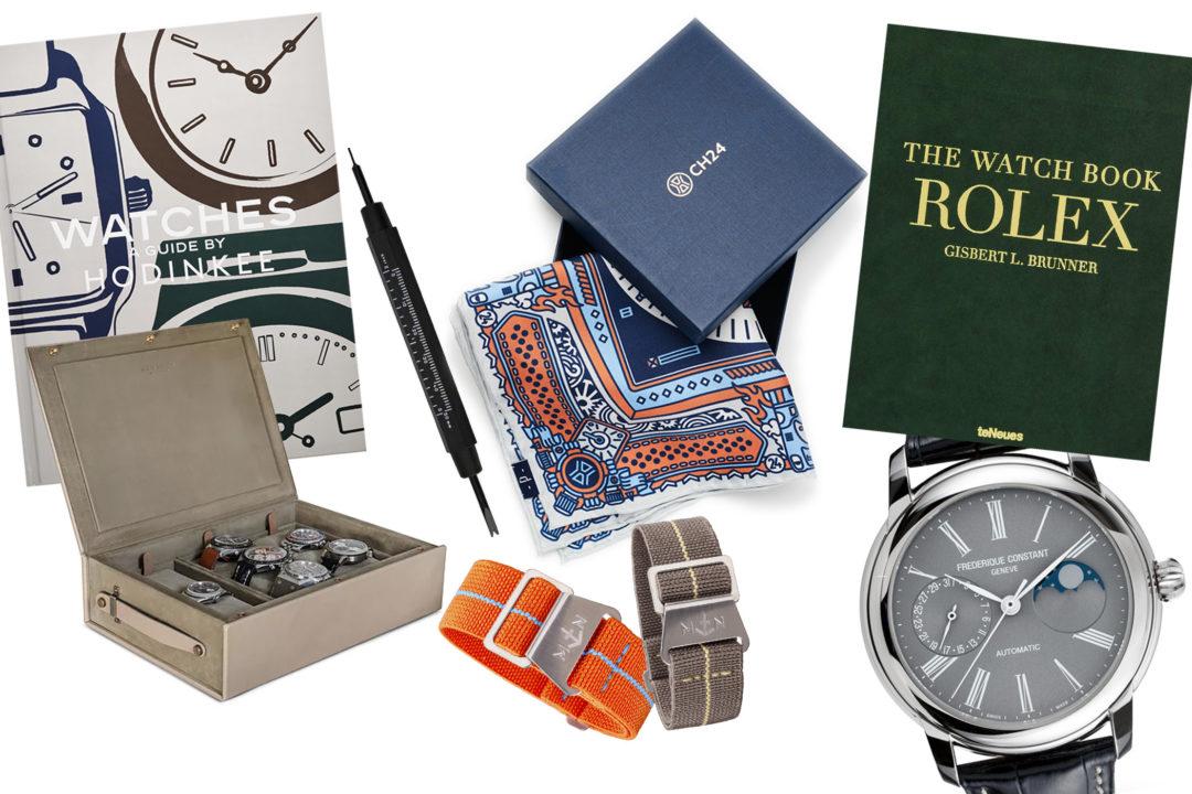 Pomysł na prezent dla fana zegarków