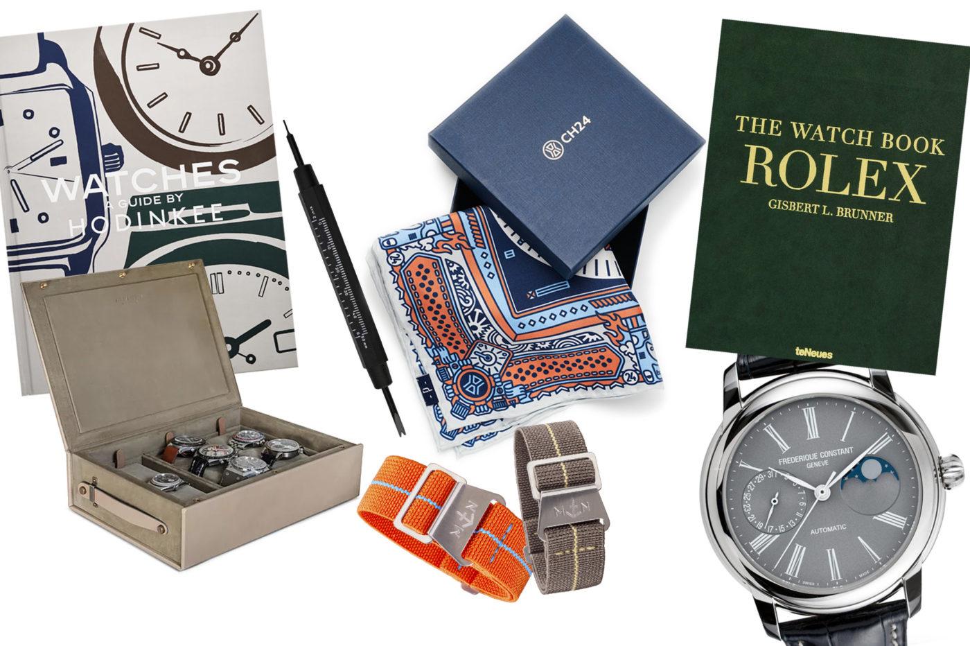 8 pomysłów na prezent dla miłośnika zegarków