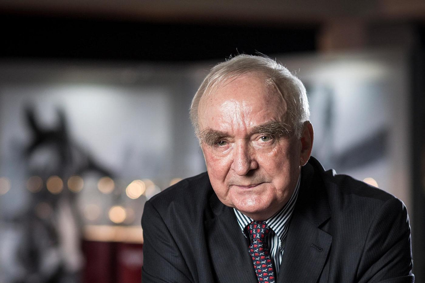 Wywiad Walter von Känel – 50 lat w firmie Longines