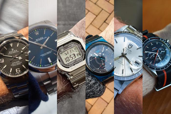 Co nosiliśmy najczęściej w 2019 roku? – zegarki redakcji CH24.PL