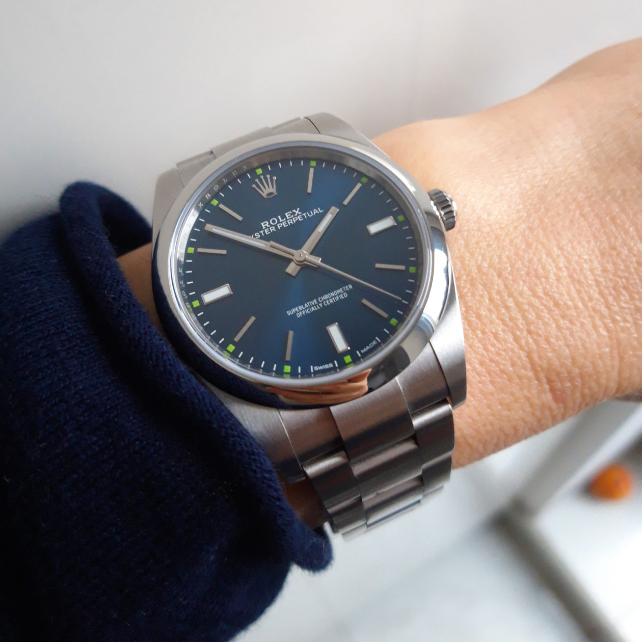 Rolexa Oyster Perpetual 39
