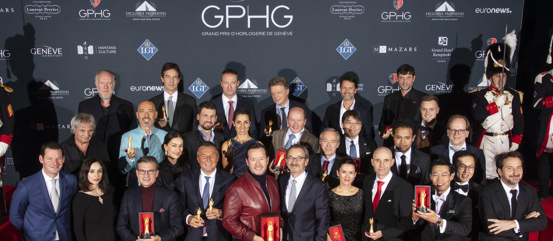 Grand Prix d'Horlogerie de Geneve – Academy