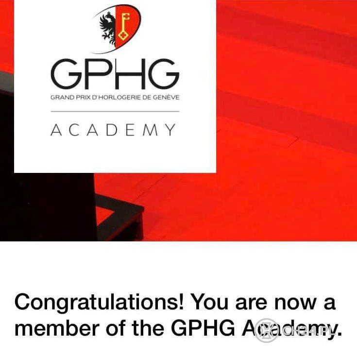 GPHG Academy