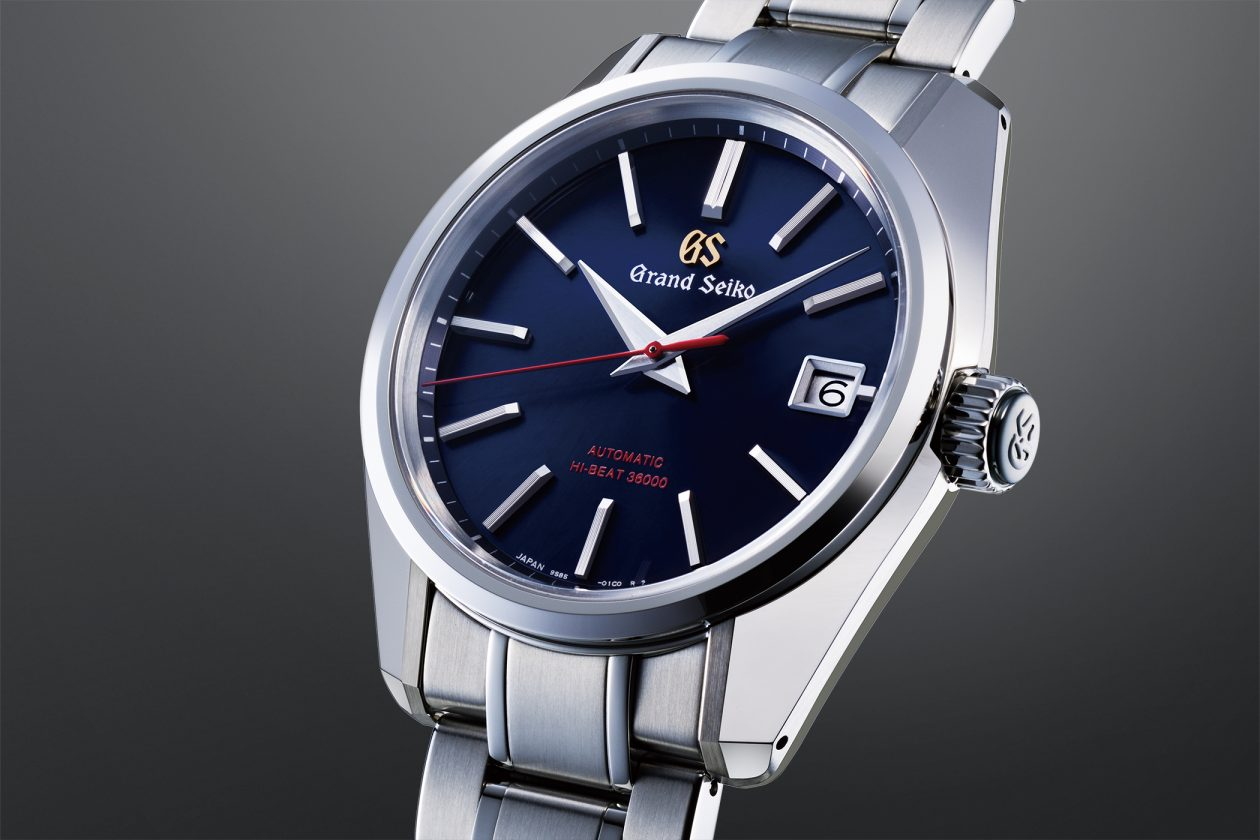 Grand Seiko 60th Anniversary n Limited 36000 Beat-Hi Collection Heritage Collection