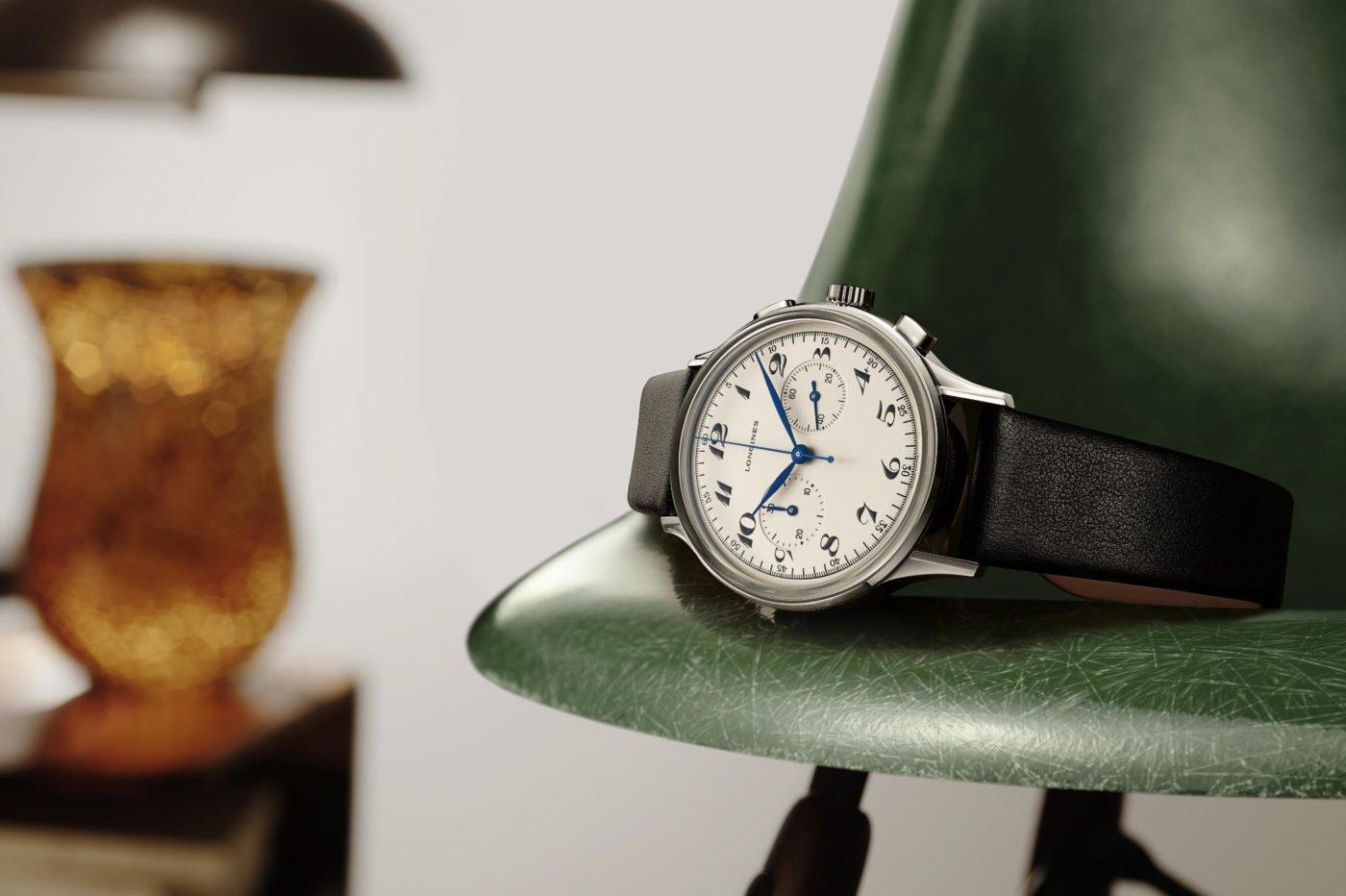 Longines Heritage Classic Chronograph 1946 [cena]