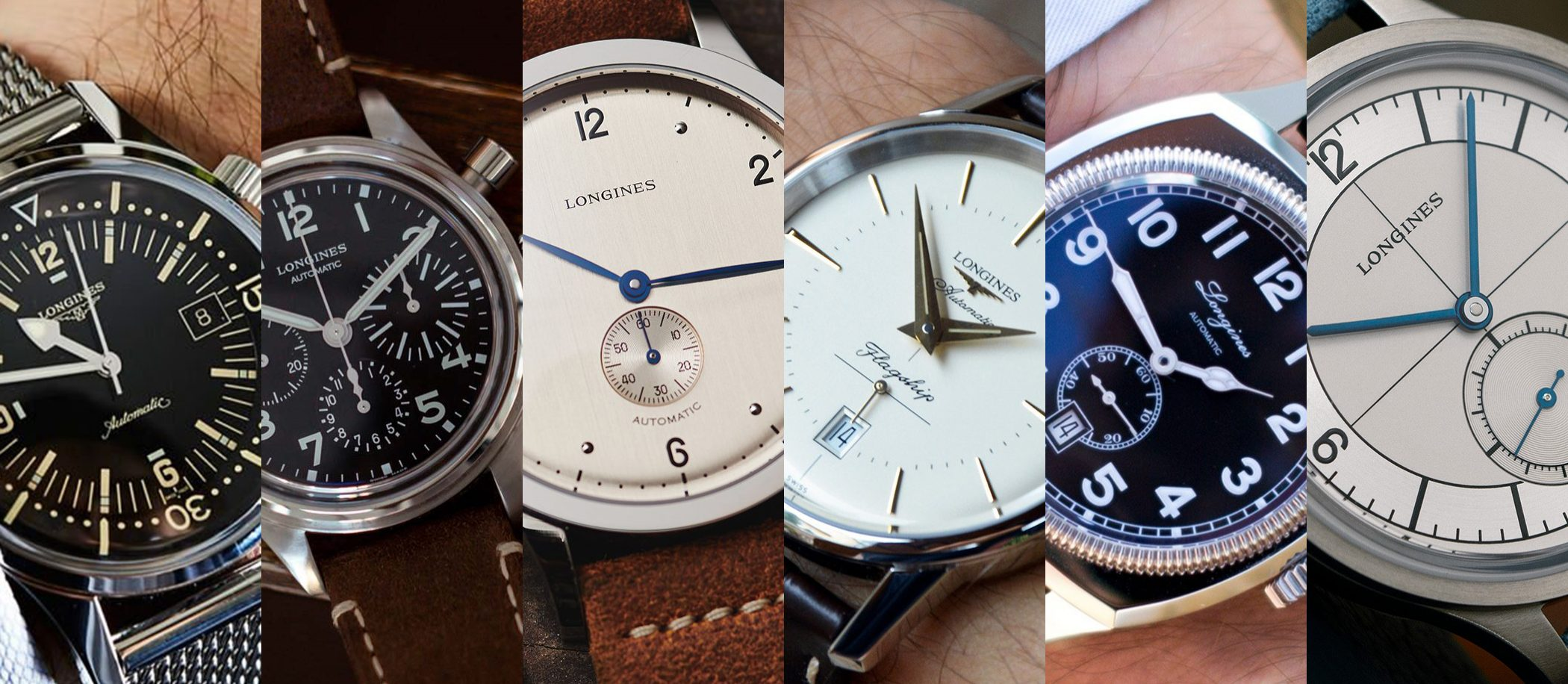 TOP 6 Longines Heritage