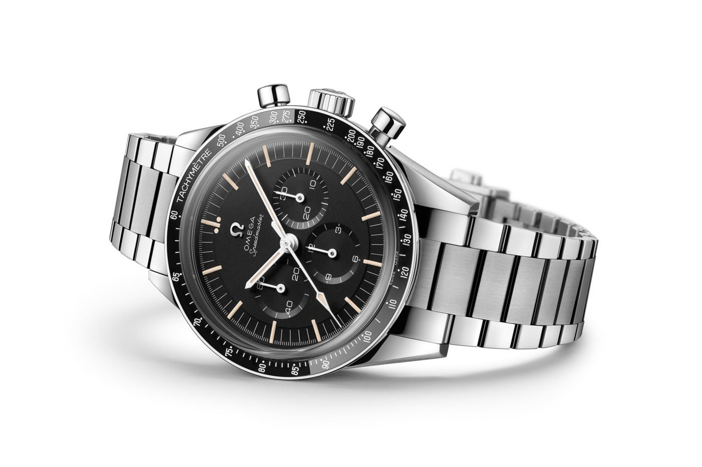 Omega Speedmaster Moonwatch 321 Stainless Steel