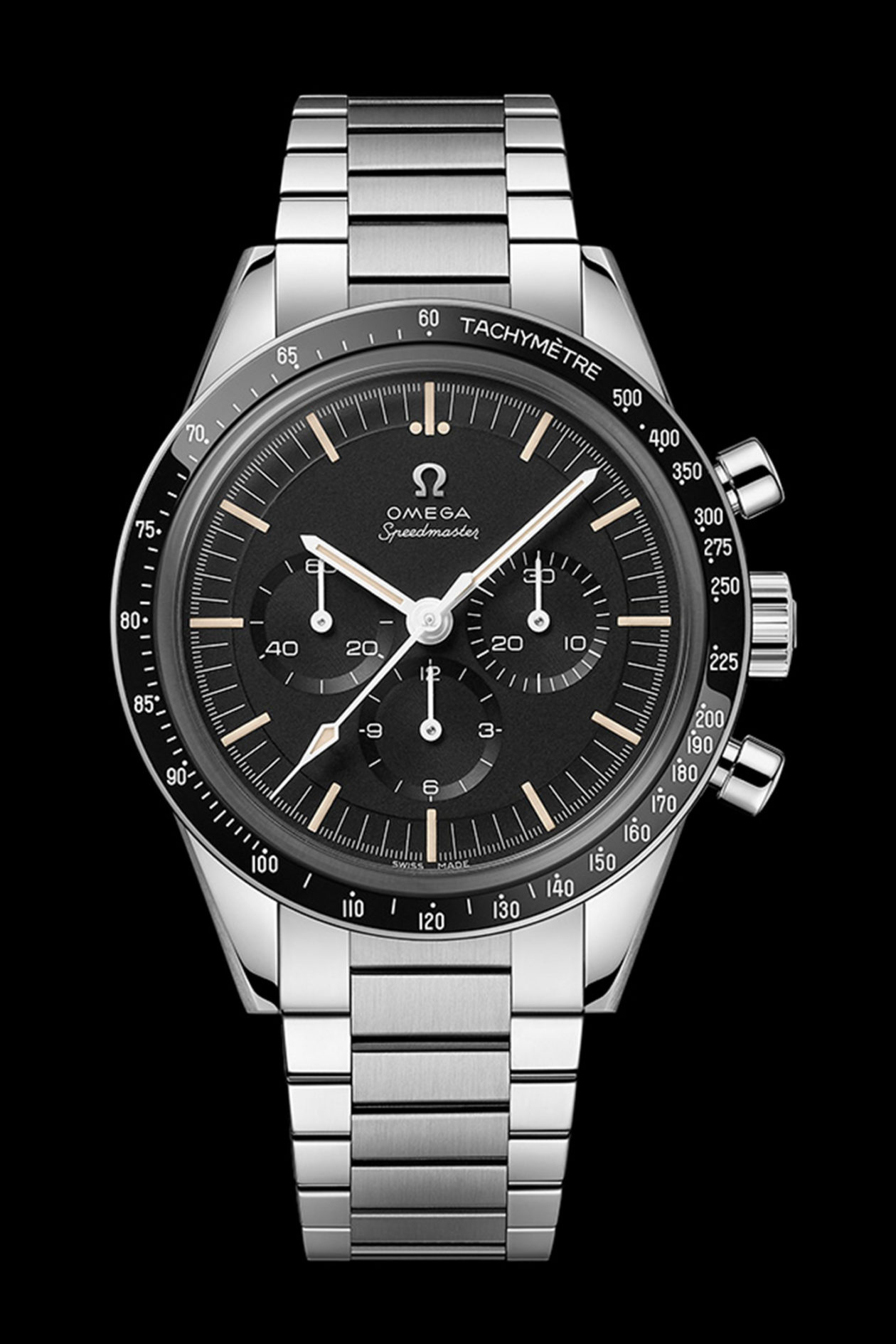 Omega Speedmaster Moonwatch 321 w stali