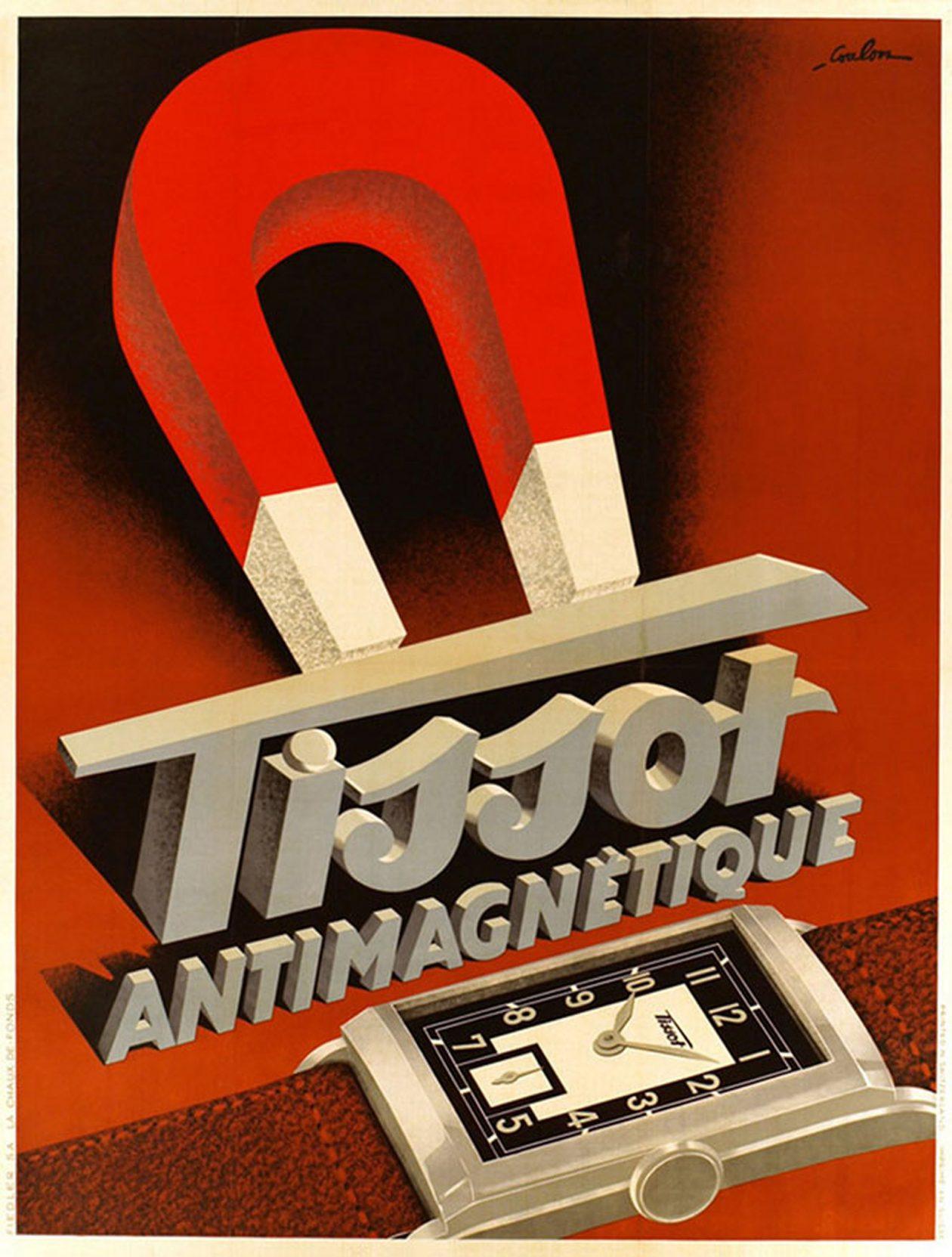 Reklama Tissot