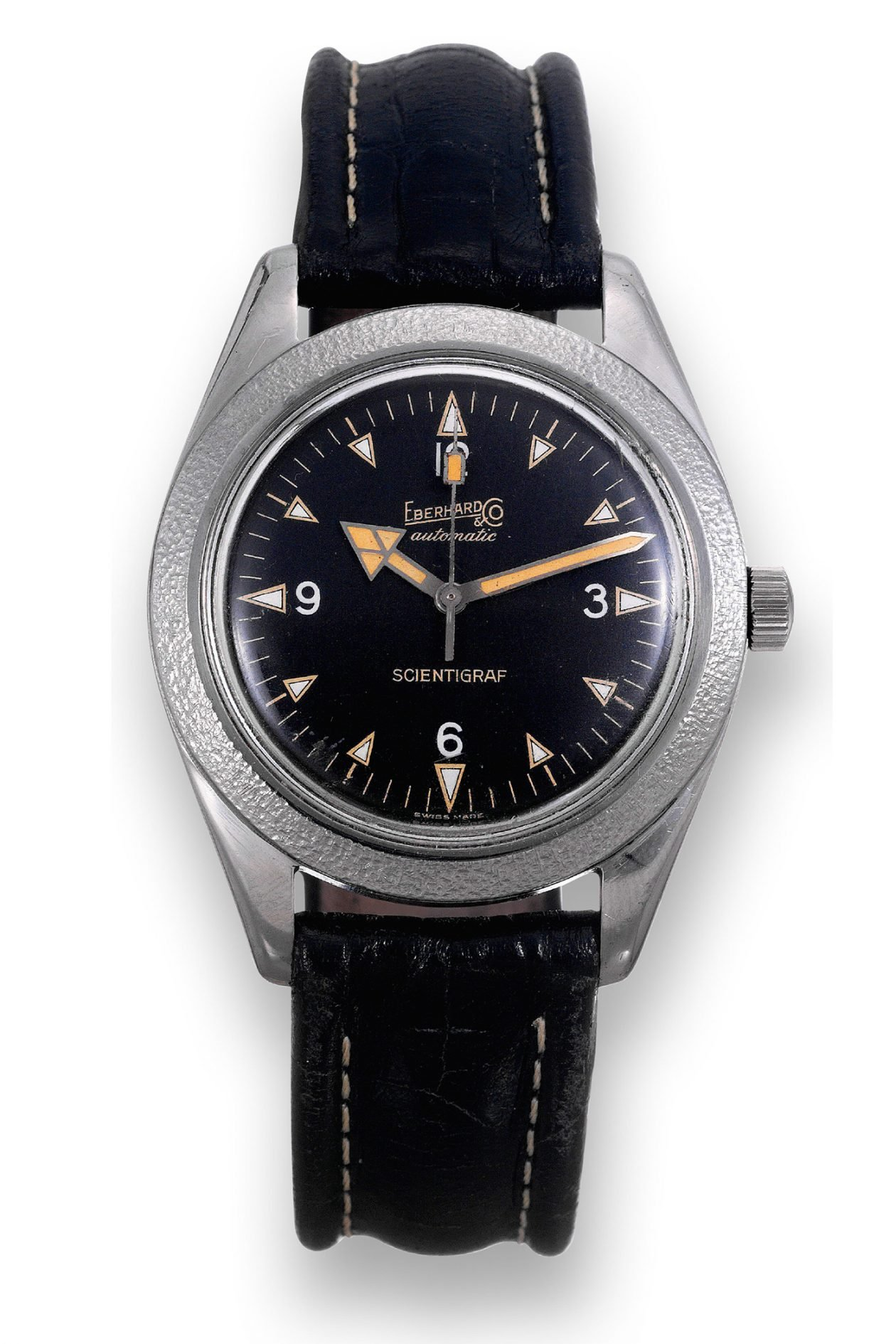 Eberhard & Co. Scientigraf / foto: Antiquorum