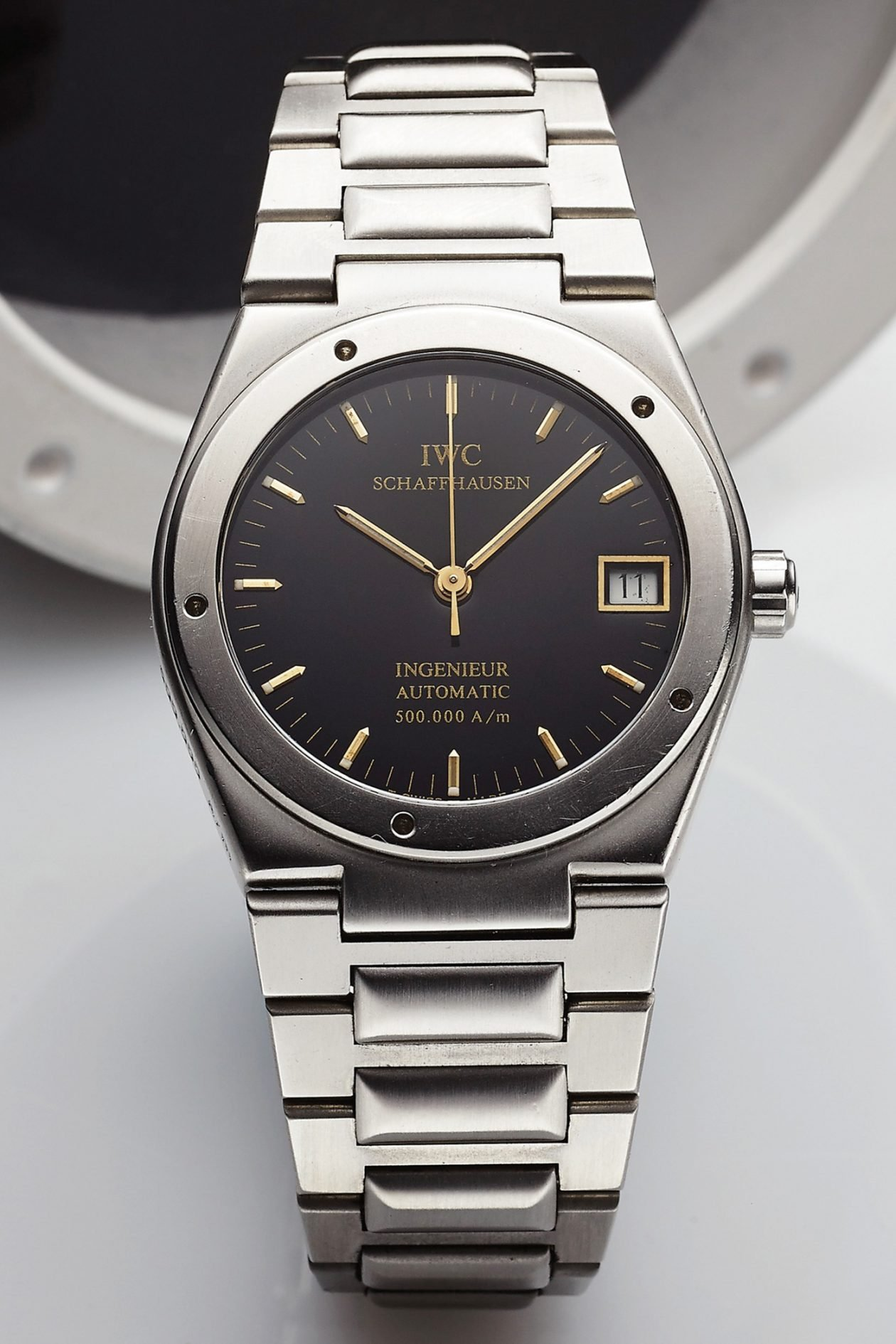 IWC Ingenieur Ref. 3508 / foto: Antiquorum