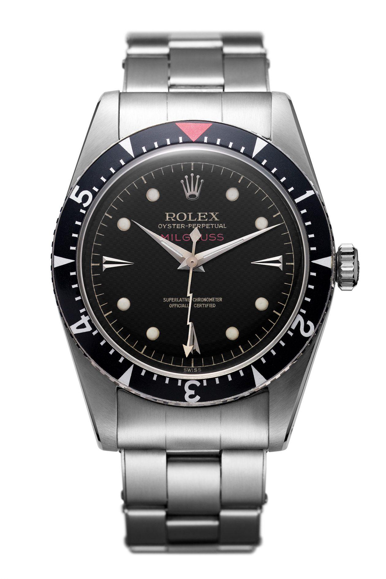 Rolex Milgauss z 1956 roku