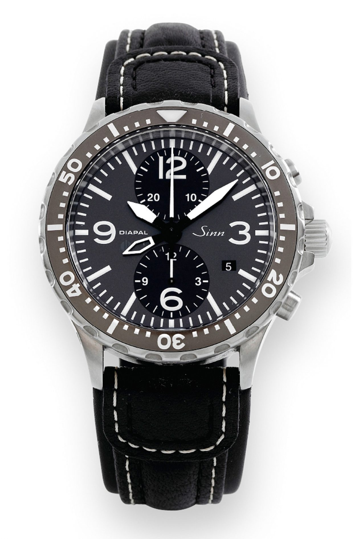 Sinn Diapal Automatic Chronograph / foto: Antiquorum