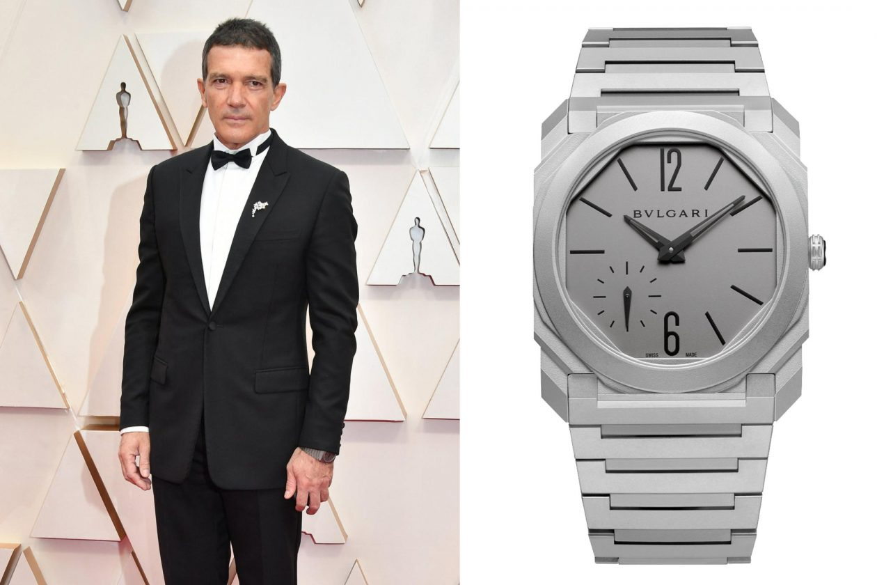 Antonio Banderas i Bulgari / foto: Amy Sussman Getty Images