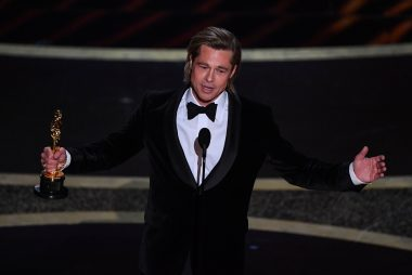 Bradd Pitt / foto: Mark Ralston AFP Getty Images